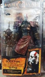 GOD OF WAR - Kratos in Ares Armor อ้าปาก - ToytoonShop ของเล่น