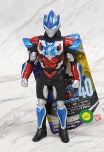 Ultra Hero Series No.40 Ultraman Orb (Lightning Attacker)